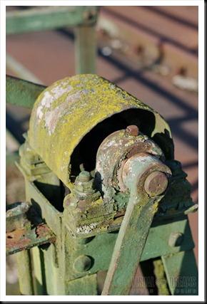 Lokschuppen und Rangierwerk Coburg 050