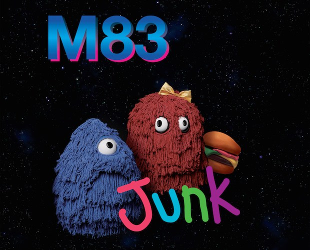 M83 new album artwork junk