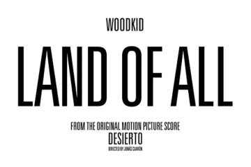 woodkid land of all desierto 2016