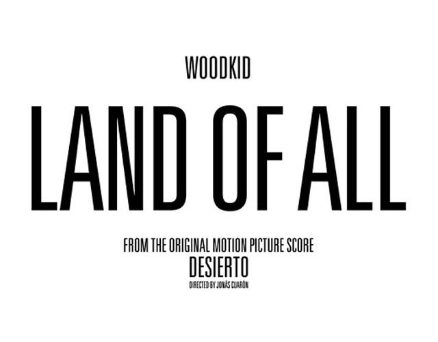 woodkid land of all desierto 2016