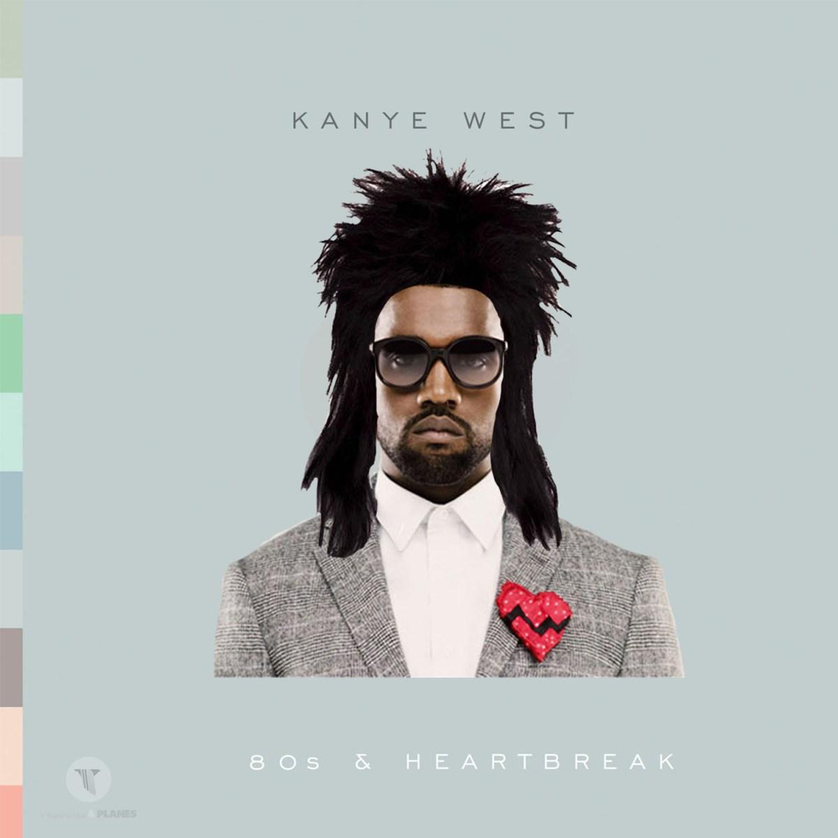 fun kanye west album 80s heartbreak