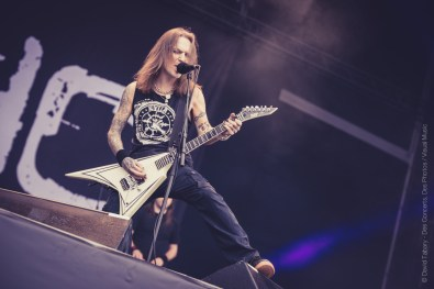 Children of Bodom, Download Festival Paris, 12 juin 2016