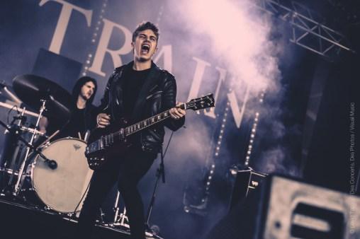 Last Train, Download Festival Paris, 12 juin 2016