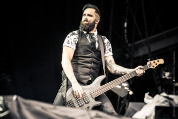 Skillet, Download Festival Paris, 12 juin 2016
