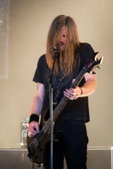 Adam Richardson avec Ramesses au Hellfest le 17 juin 2016