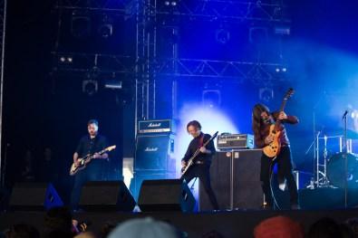 Earth au Hellfest le 17 juin 2016