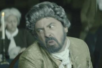 Dave Grohl dans la quatrième saison de Drunk History