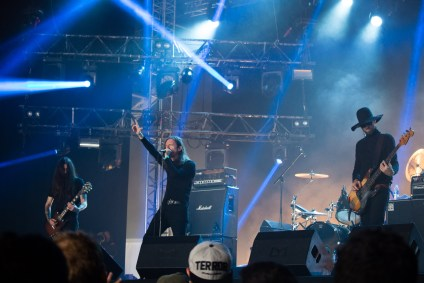 With The Dead au Hellfest le 18 juin 2016