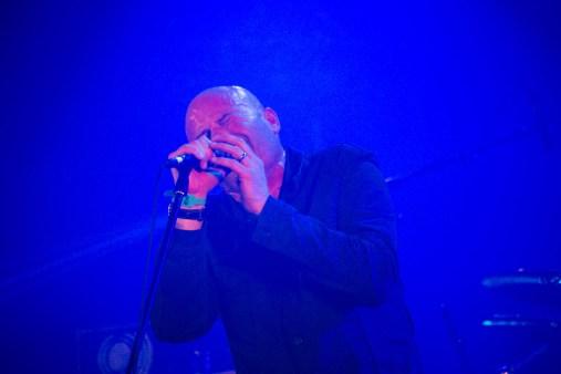 Peter Stahl de Goatsnake au Hellfest le 18 juin 2016