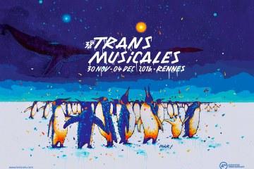 les transmusicales de rennes 2016