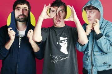 animal collective by tom andrew