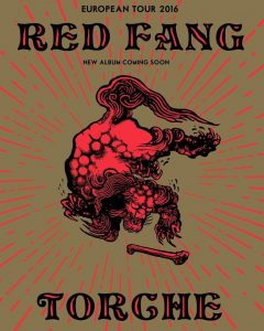 Red Fang Torche