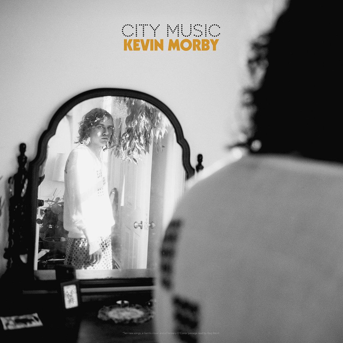kevin morby city music pochette