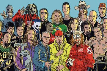 30 meilleurs titres nu-metal spin