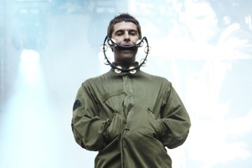 liam gallagher solo album wall of glass video