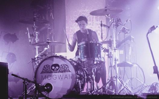 Mogwai - Concert Aeronef de Lille