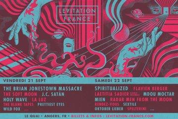 festival levitation france programmation 2018