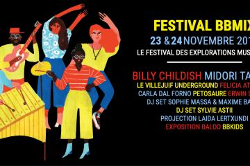 festival bbmix 2019 programmation