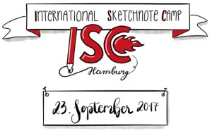 1st International Sketchnote Camp 2017 Hamburg
