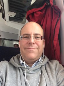 Peps auf dem Weg nach Hamburg
