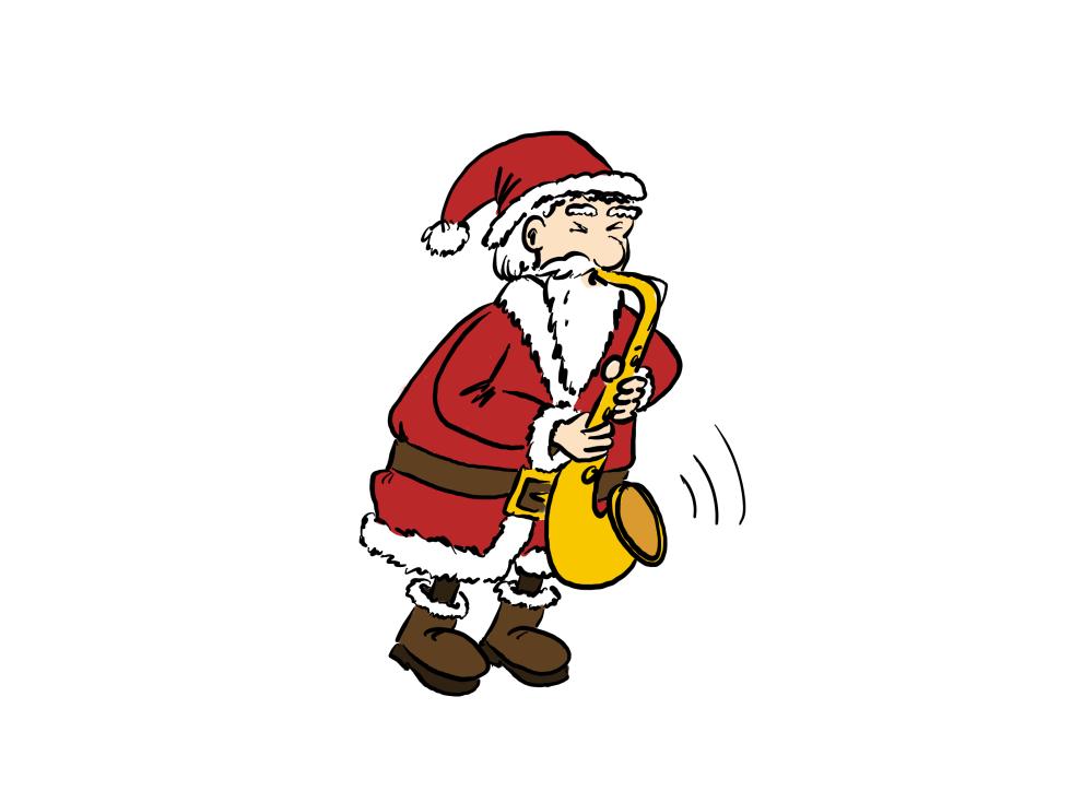Saxo-Claus