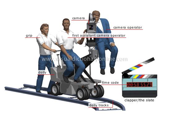 movie set [2] - Visual Dictionary Online