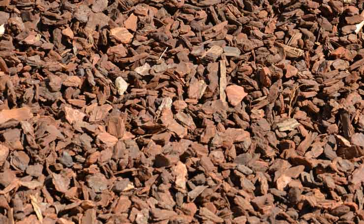 Cottage Mulch Bark Chips 10mm