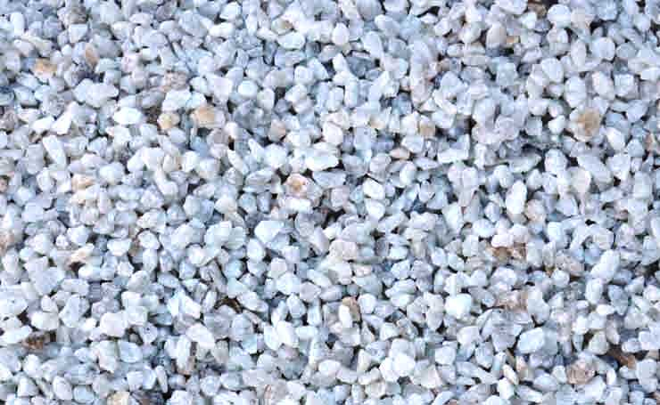 White Marble Chip 4-7mm