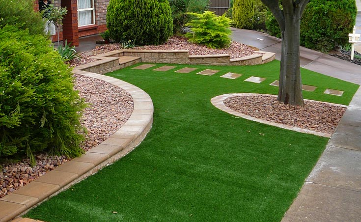Budget Landscaping Adelaide | Visual Landscape Gardening