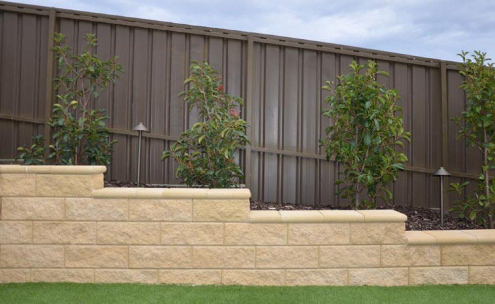 Concrete Block Retaining Walls Wynn Vale 1