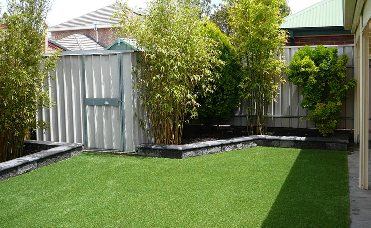 Professional Landscapers Offer Budget Landscaping Adelaide. on Courtyard Ideas On A Budget id=45353