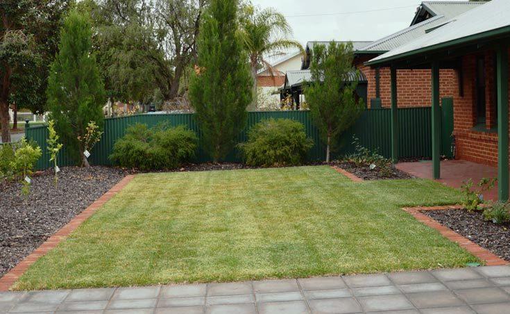 Front Yard Garden Landscaping Colonel Light Gardens Sa
