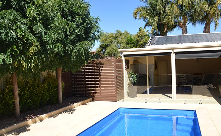 Pool Landscaping Adelaide