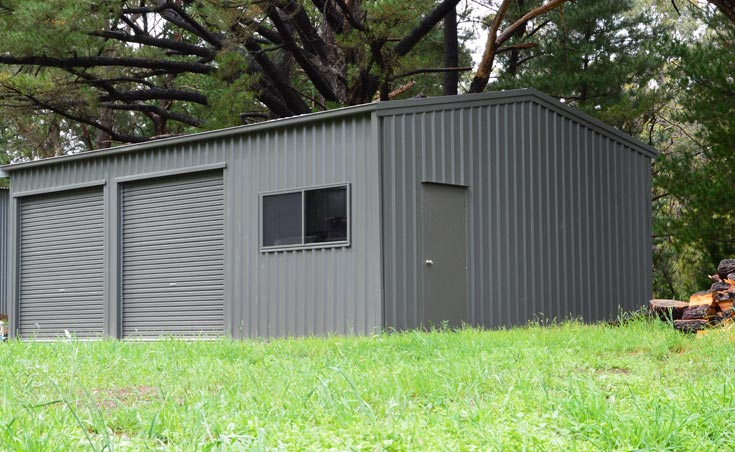 Shed Installers Adelaide