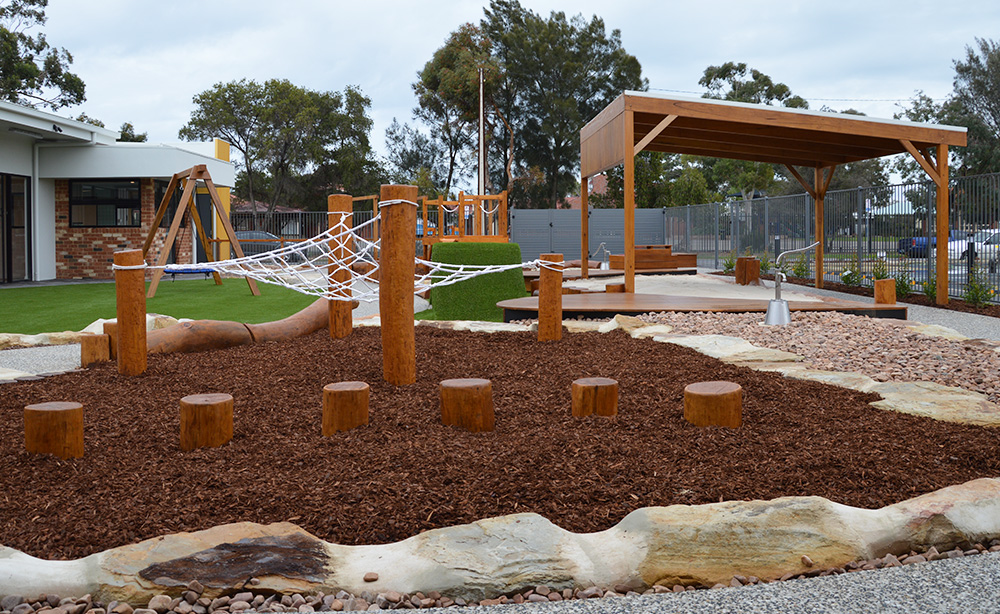 Child Care Centre Landscaping | Shade Areas