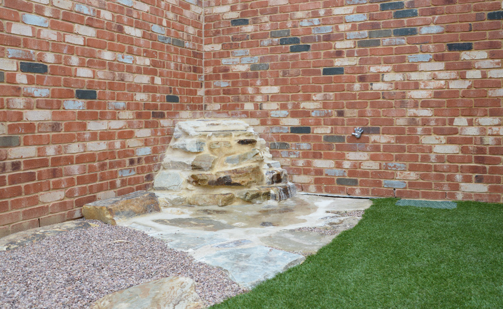 Child Care Centre Landscaping | Water Feature