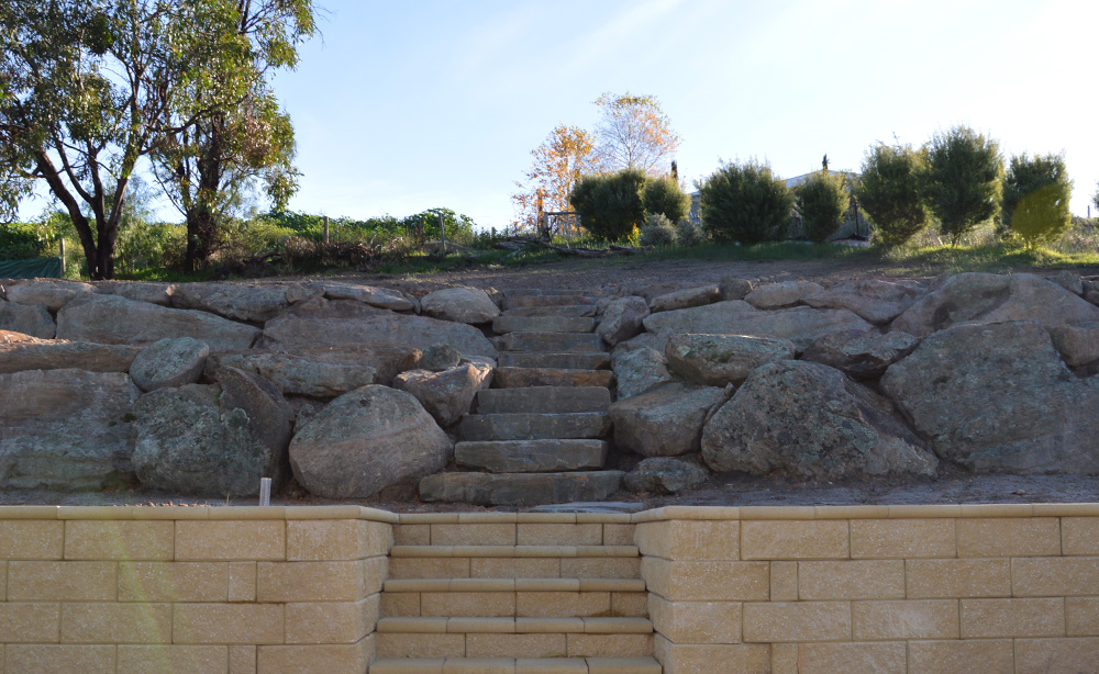Retaining Walls Adelaide Southern Suburbs   Landscaping Adelaide