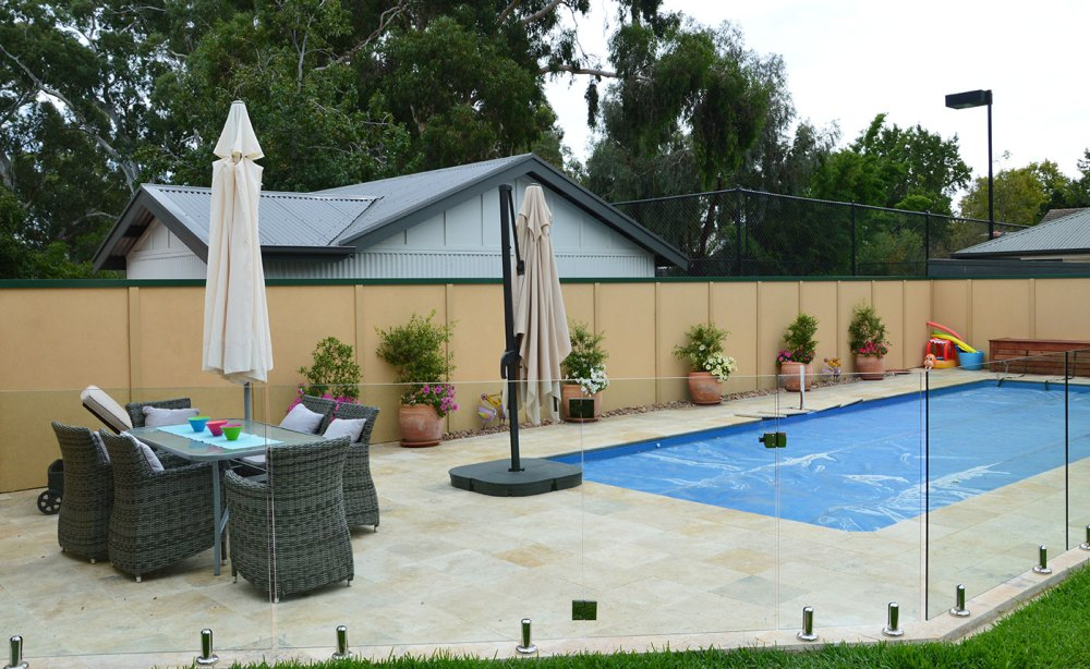 Pool Paving | Fencing | Landscaping