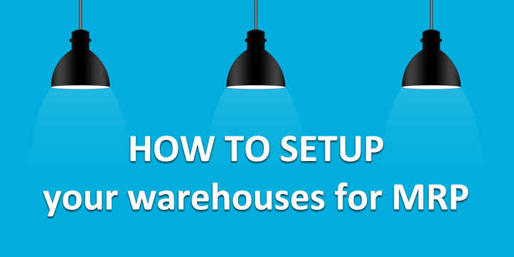How to setup your warehouses