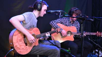 The West Country Boys