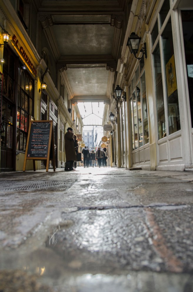 In den Gassen von Paris