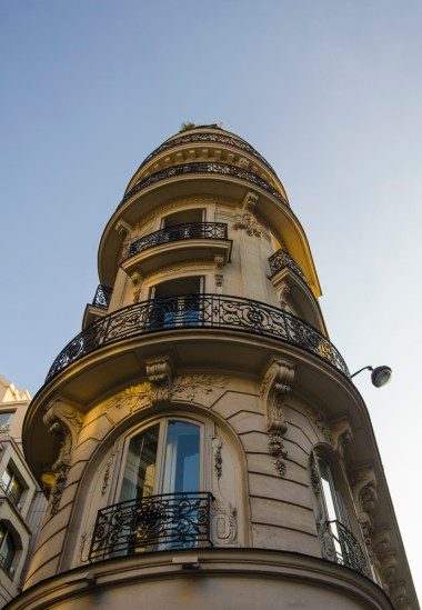 At the heart of Paris