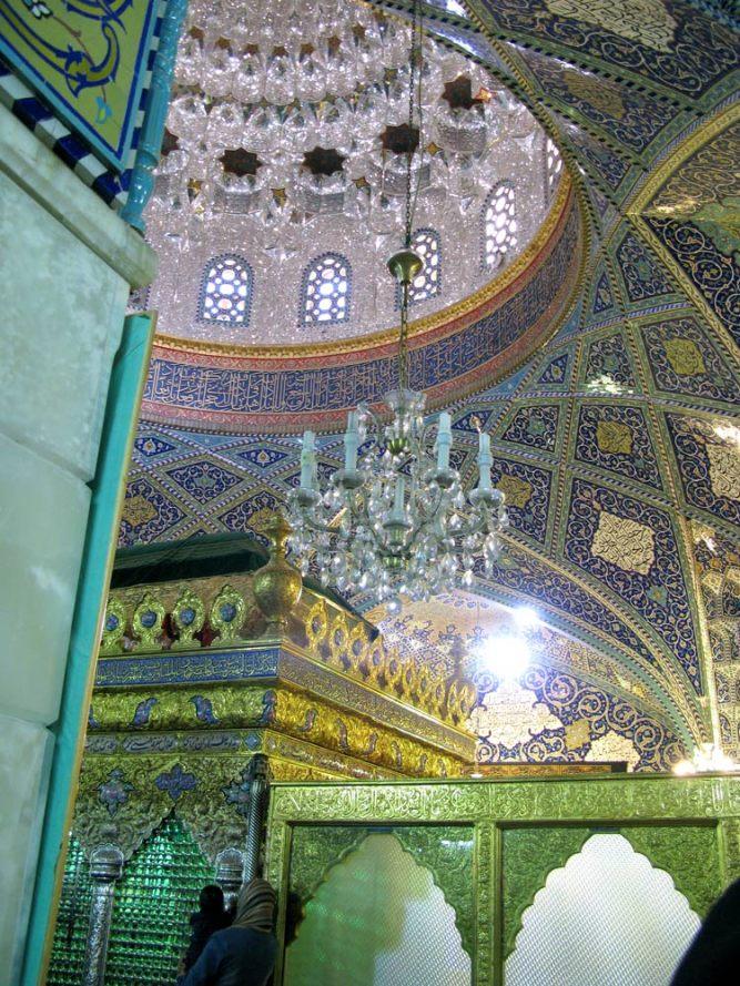 mosque, Damascus, Syria