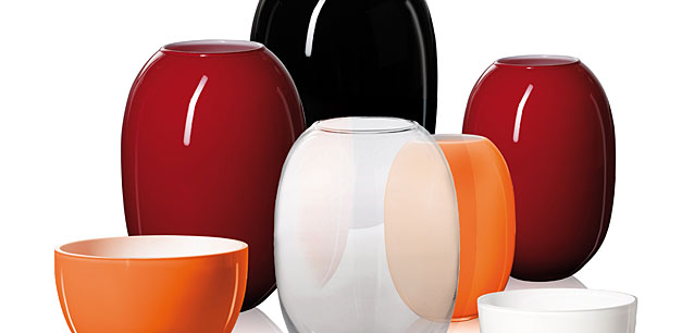 Piet Hein super-egg vases