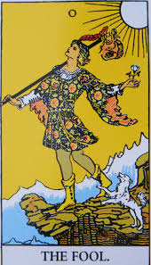 The Tarot Fool
