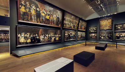 Portrait Gallery of the Golden Age | Hermitage Amsterdam 3D Model