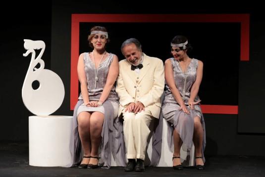 Incontro a teatro con Marcello Amici