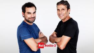 Radio2 Social Club in radiovisione