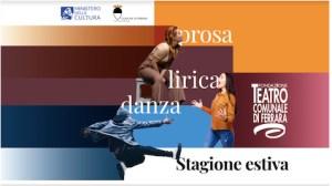 Stagione estiva del Teatro Comunale di Ferrara