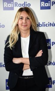 Paola Marchesini, direttore di Radio 2